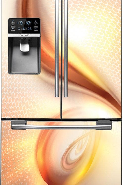 ציפוי למקרר 059