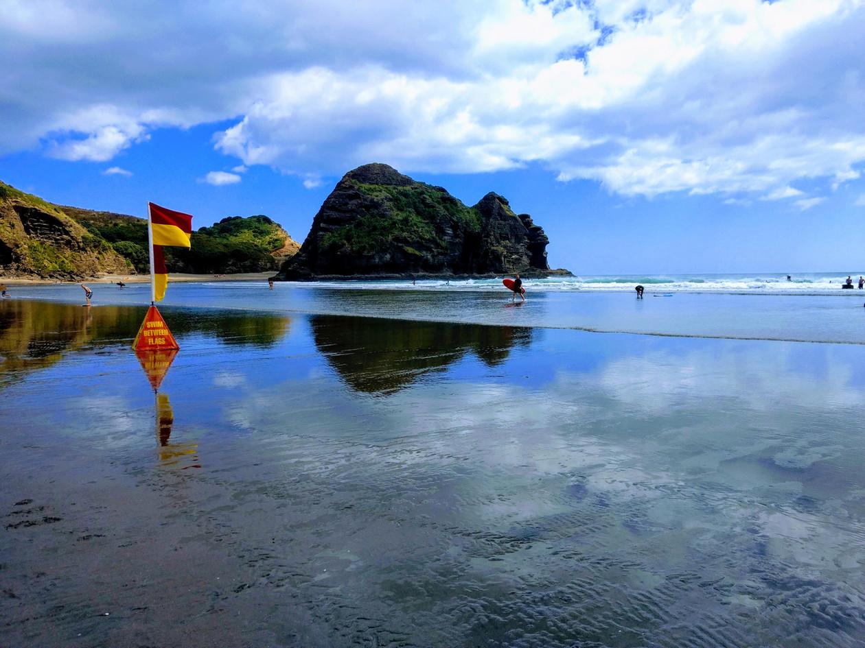 South Piha Beach