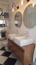 Maximizing Small Bathrooms