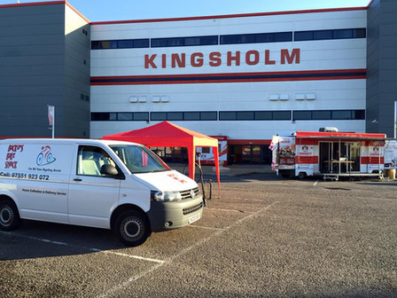 Kingsholm - Break the cycle Sportive