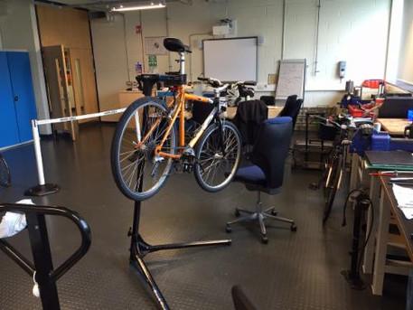 EDF Barnwood Cycle Surgery