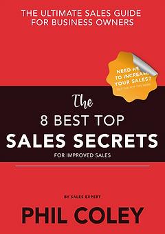 The 8 best top sales secrets