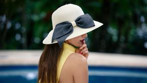Repurpose and Recycle, Sun Hat Magic
