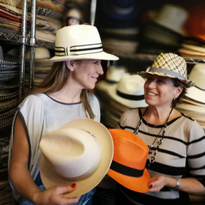 HATVENT DAY 8 - The history of the Panama hat