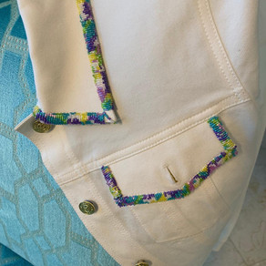 How to - Add beading to the edge