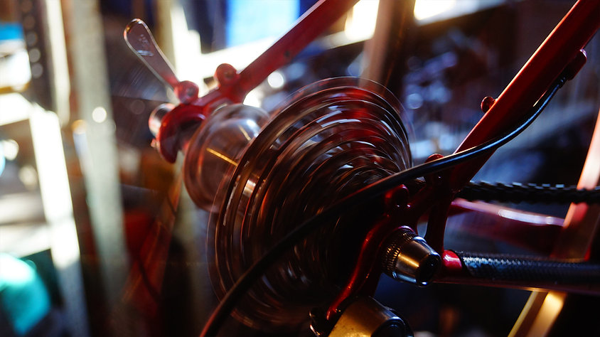 Bickos bike repair chain gears