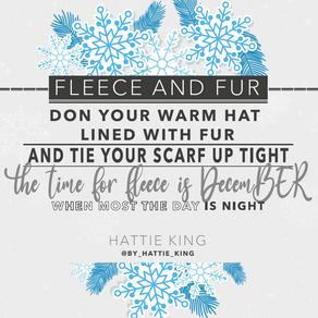 HATVENT DAY 11 - Hattie King