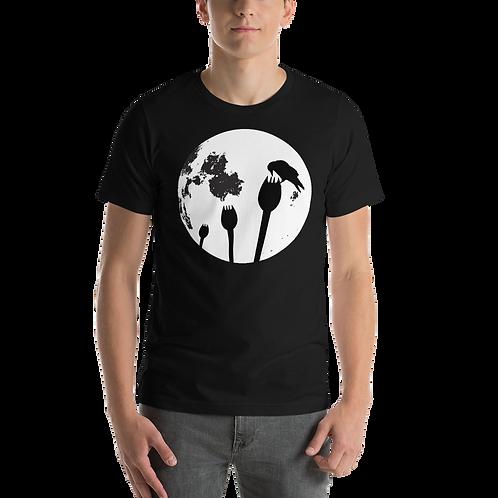 Spork Silhouette Moon Shirt