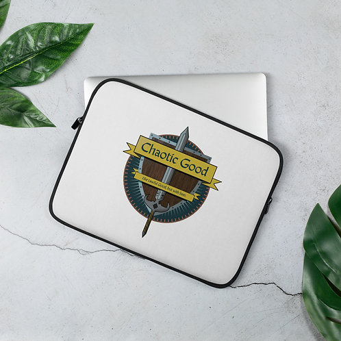 Chaotic Good Laptop Sleeve
