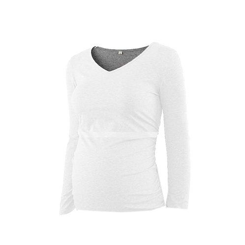 Long sleeve Breastfeeding Top