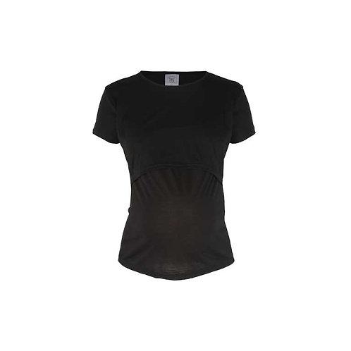 Short Sleeve Breastfeeding Tops