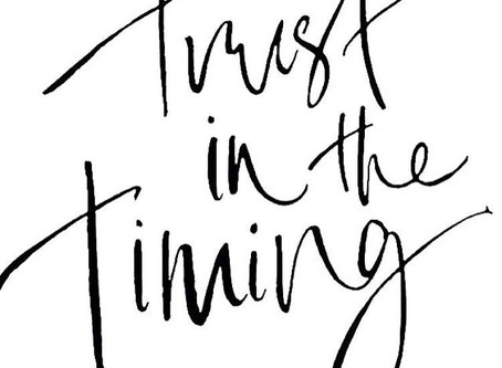 Trust in the Timing