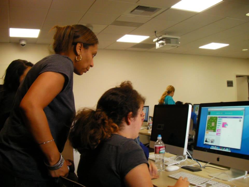 2014 Tech Girls E3 STEM Camp