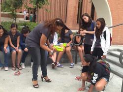2013 Tech Girls E3 STEM Camp