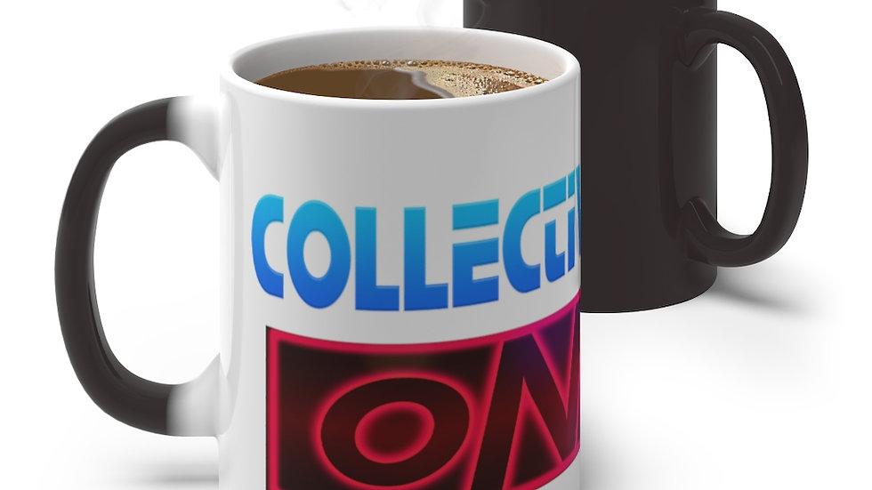 CW podcast Color Changing Mug