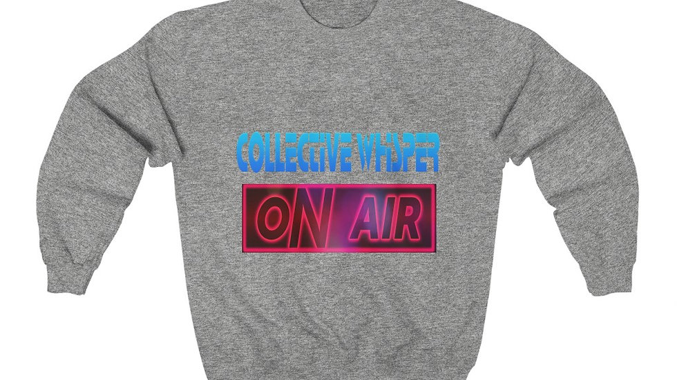 CW podcast Unisex Heavy Blend™ Crewneck Sweatshirt