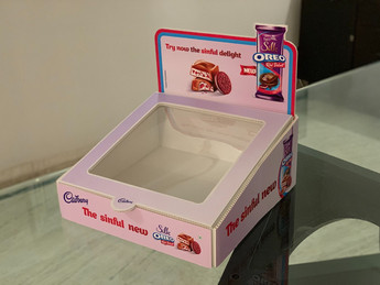 Counter Top Unit : Cadbury