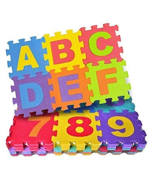 ABCD Foam Play Mat