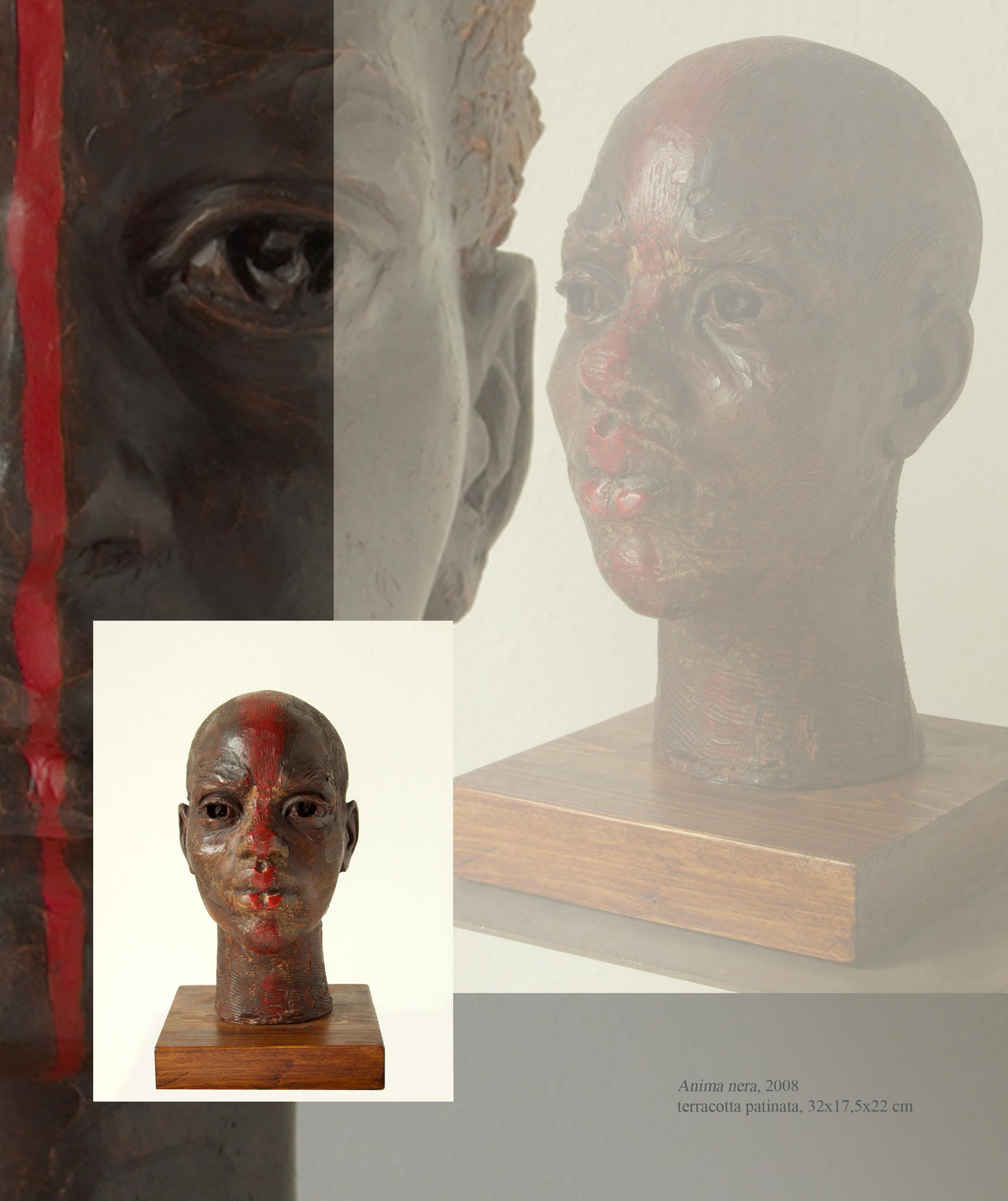 le figlie di Hipos sculture di Elena Mut