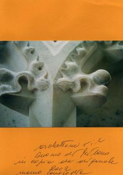 fiocco del Duomo di Milano, copia da originale