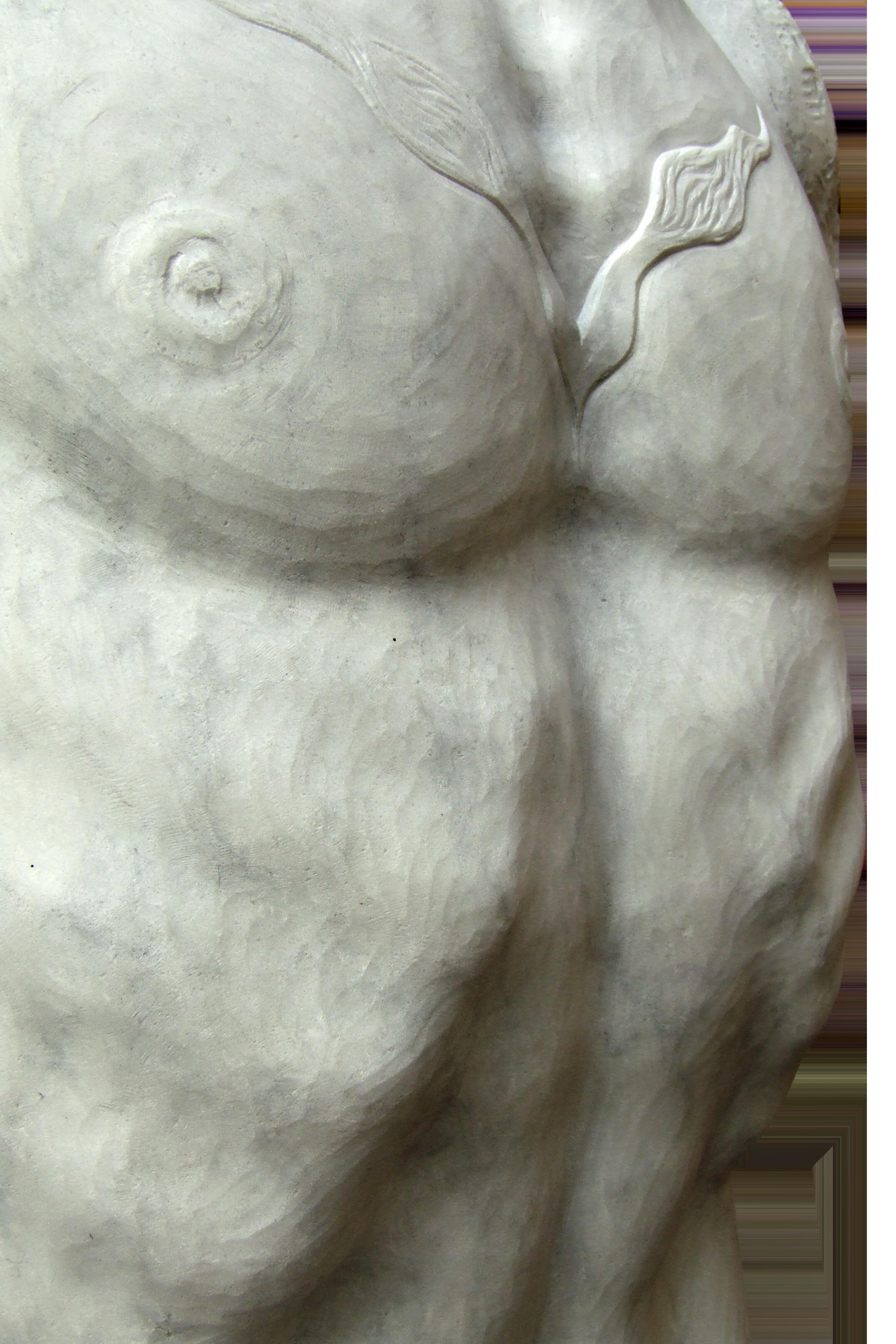 QUI E ORA,marmo, 100x40x65 cm,  2010