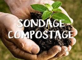 Sondage sur le compostage
