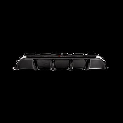 Akrapovic Rear Carbon Fiber Diffuser - BMW F90 M5/M5 Competition