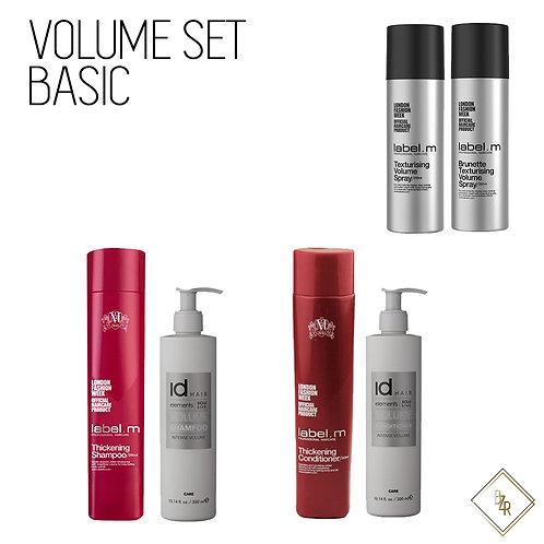 Volume Set Basic
