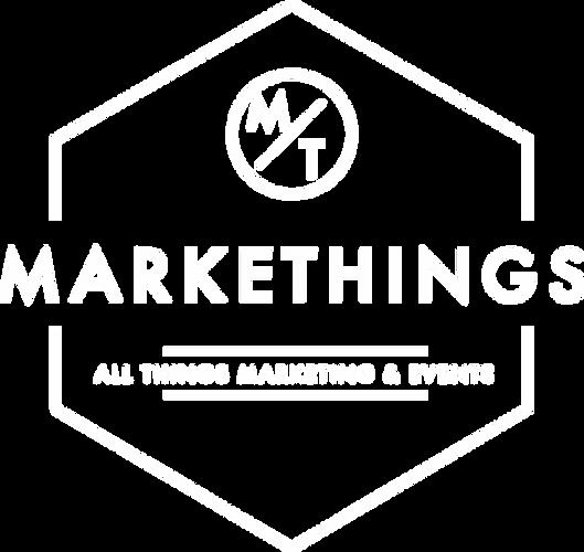 Markethings Logo Marketing communicatie