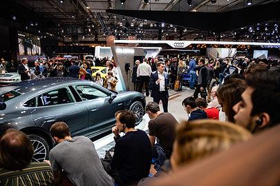 Brussels Motor Show (12-01-2020) - Niels
