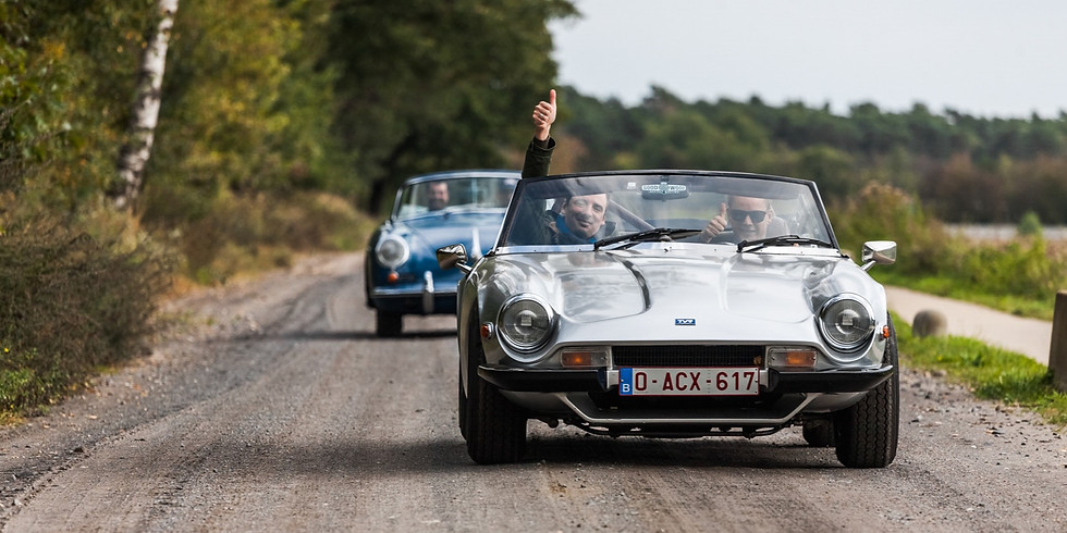 Immo Point Kempen Rally - Classic Car Edition