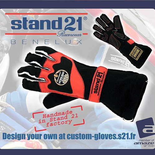 Petrolhead Days FIA racing gloves