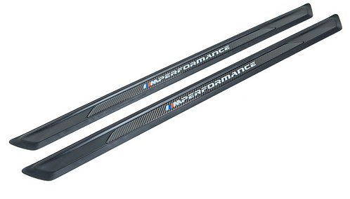 Door Sill Carbon F87 M2 Competition