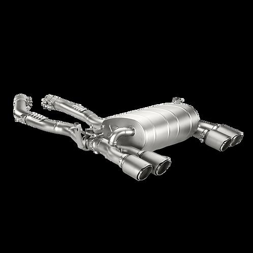 Akrapovic Slip-On Line (Titanium) - BMW F80/82 M3/M4