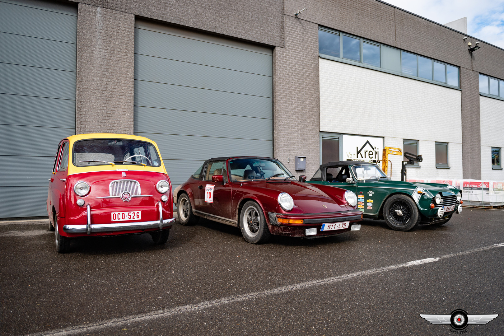 The Drunken Horse Rally by Corsa Eventi