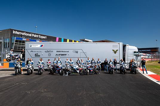 Photoshoot with Motorsportschool Zolder