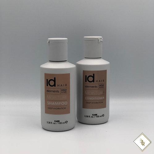 Travel Size - idHAIR Moisture Shampoo 100ml