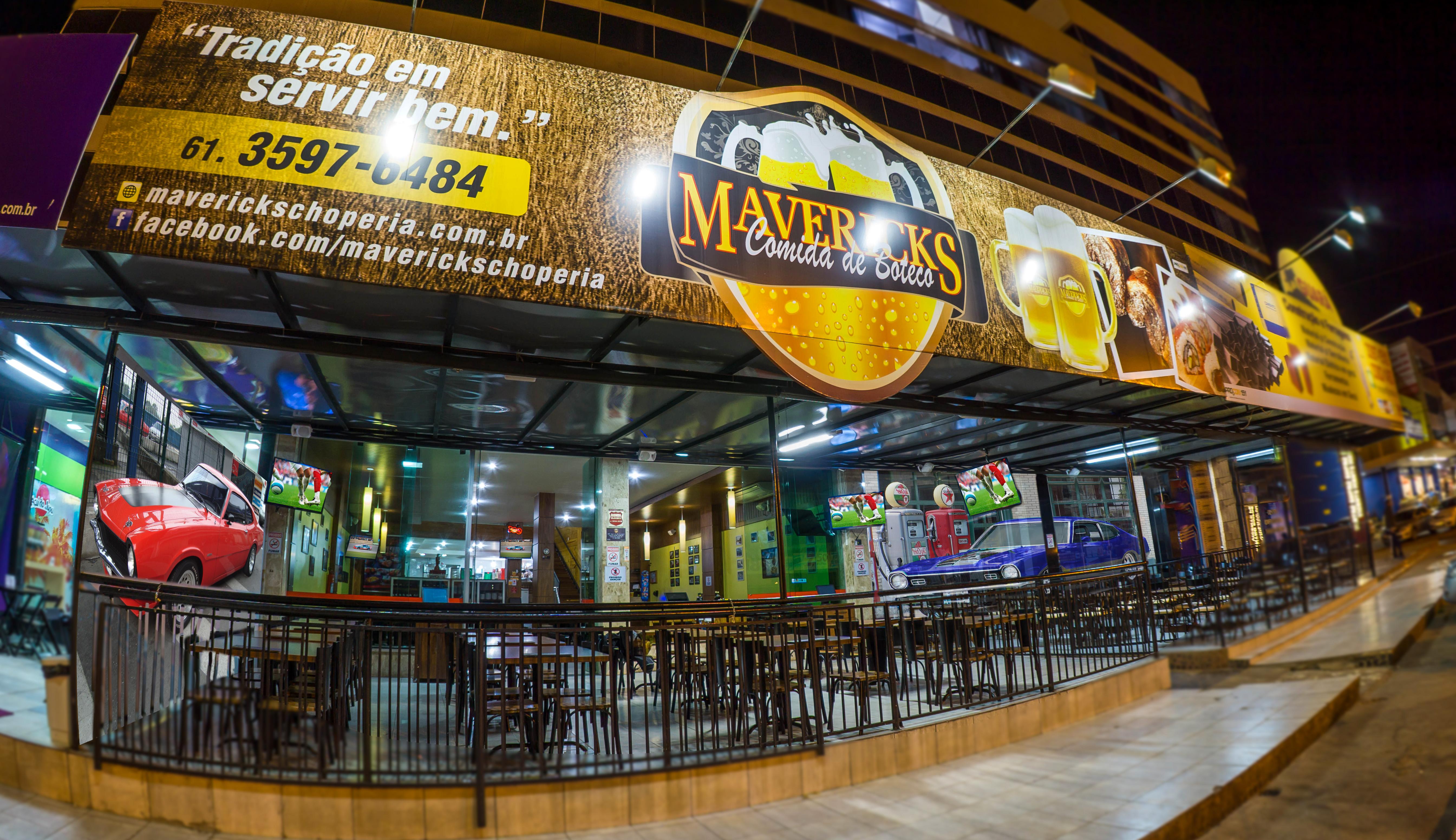 Maverick's