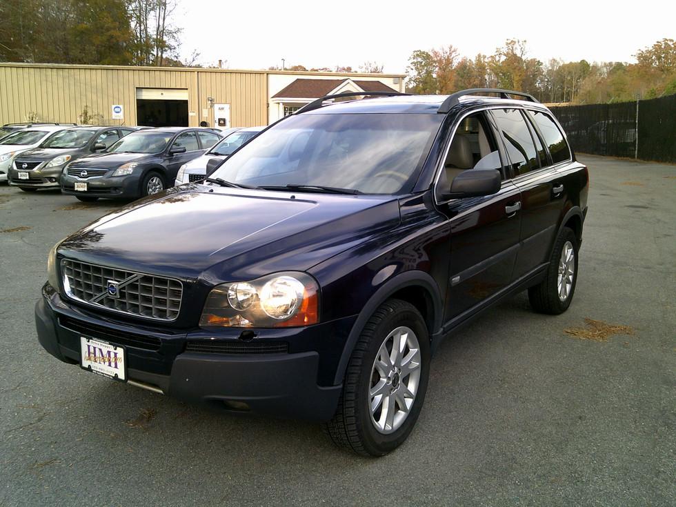 2005 Volvo XC90 (1)