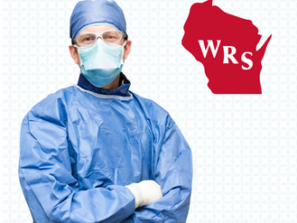 Dr. Peter Hanson Named President of the Wisconsin Radiological Society