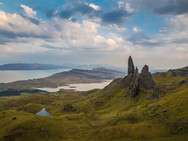 Scotland - Old man of storr