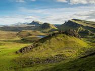 Scotland - Quiraing