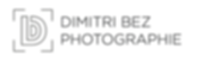 Logo Dimitri Bez Photographie_Plan de tr