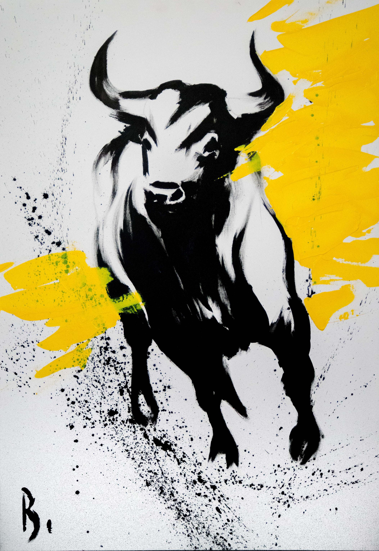 Toro amarillo 2