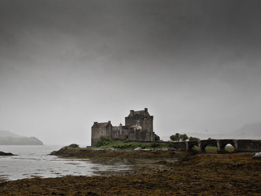 Scotland - Eilean Donan Castle