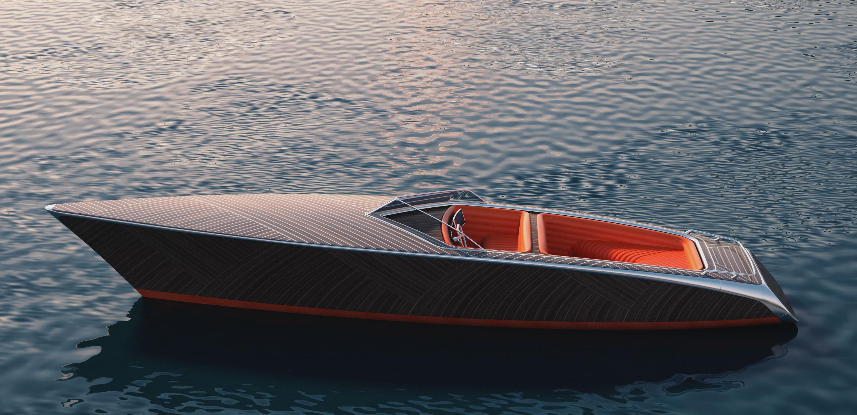 Zebra Boat