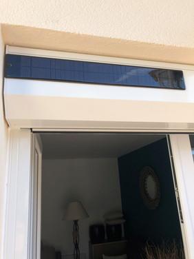 Volet roulant solaire posé à Déville-Lès-Rouen, de chez Franciaflex