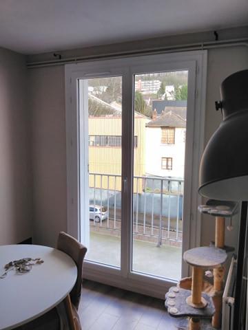 Porte fenêtre posée à Maromme