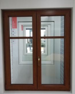 Fin Windows - clasic lin 77 - PVC / PVC de chez Finstral