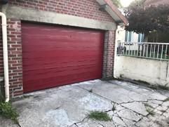 Porte de garage posé à Le Houlme
